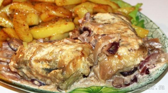 Тушеный минтай рецепт пошагово