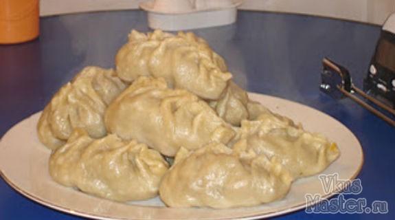 калмыцкая кухня рецепты с фото