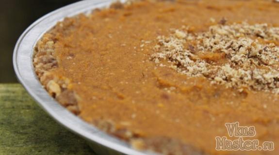 Десерт из грецких орехов с финиками