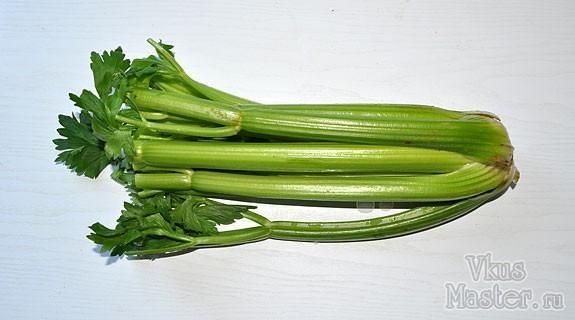 листовой сельдерей рецепты приготовления на зиму