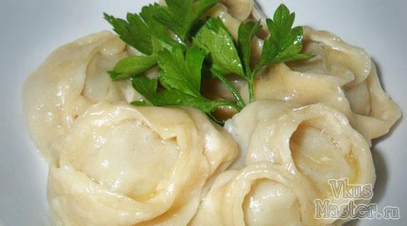 манты узбекские пошаговый рецепт